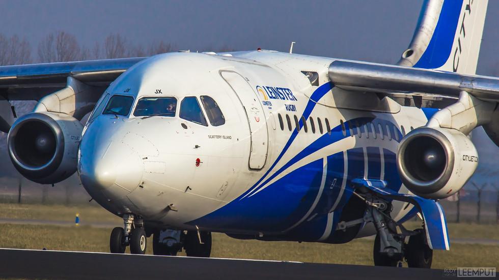 EI-RJX   BA Avro RJ85