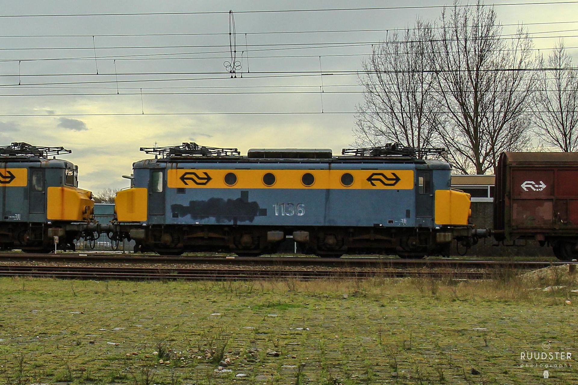 1136 | Build: 1951 - GEC Alsthom, Belfort (FR)