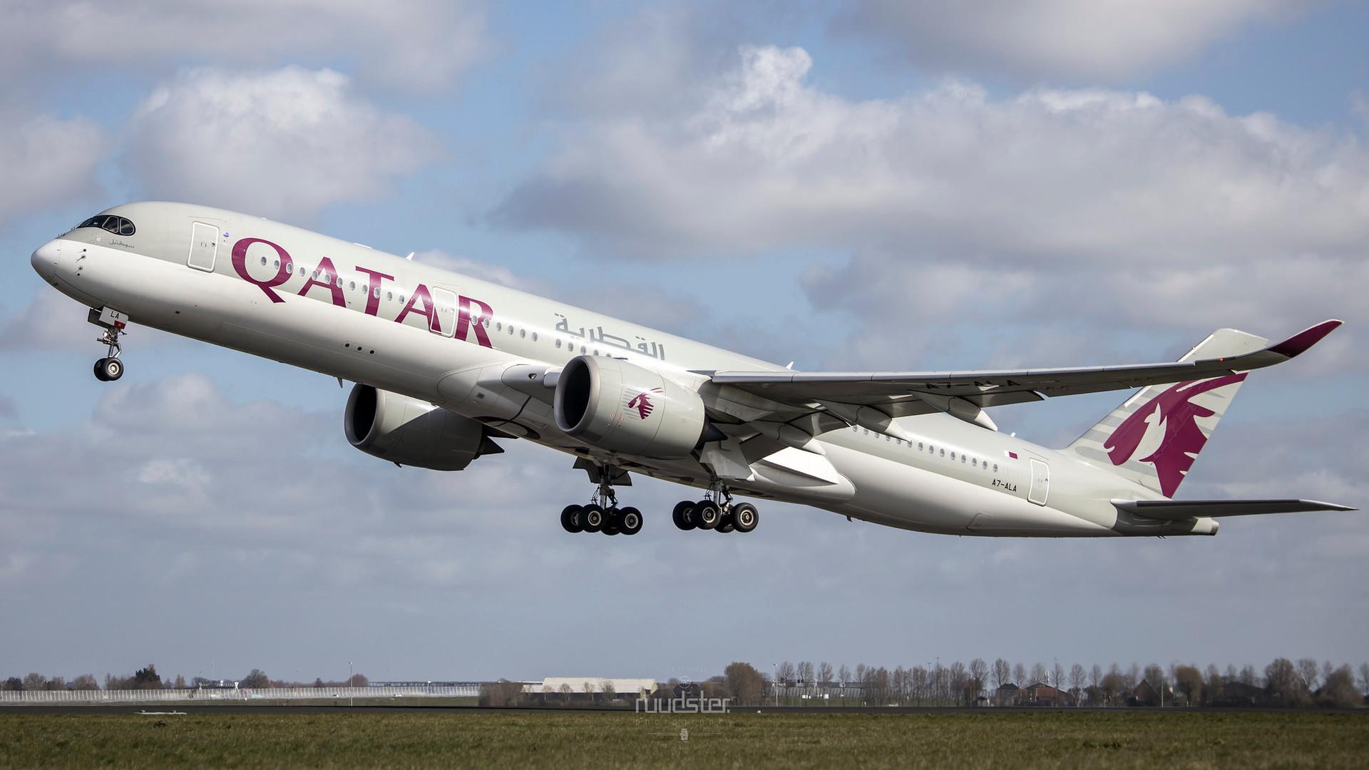 A7-ALA | Build: 2014 - Airbus A350-900