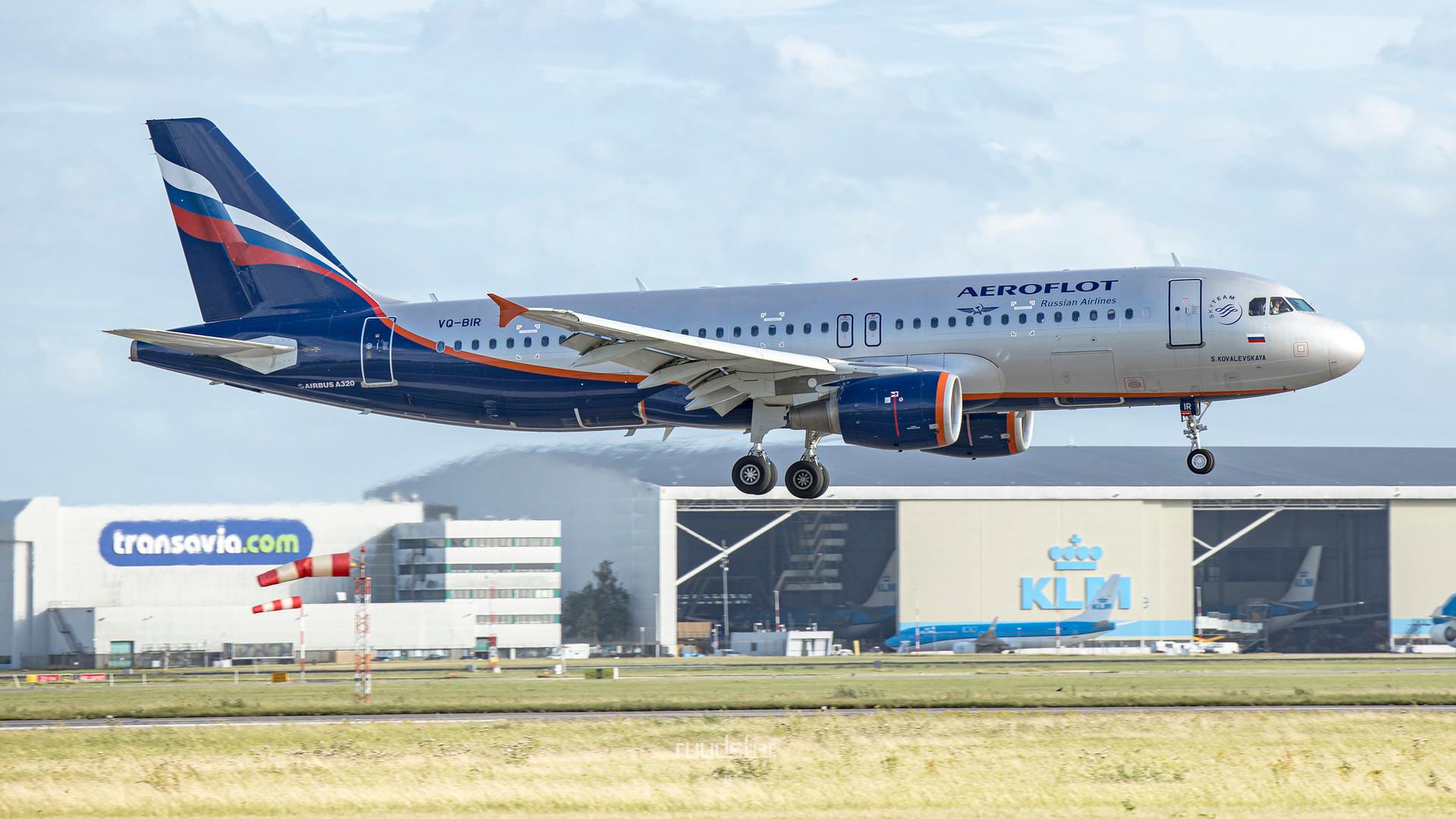 VQ-BIR   Build: 2011 - Airbus A320-214
