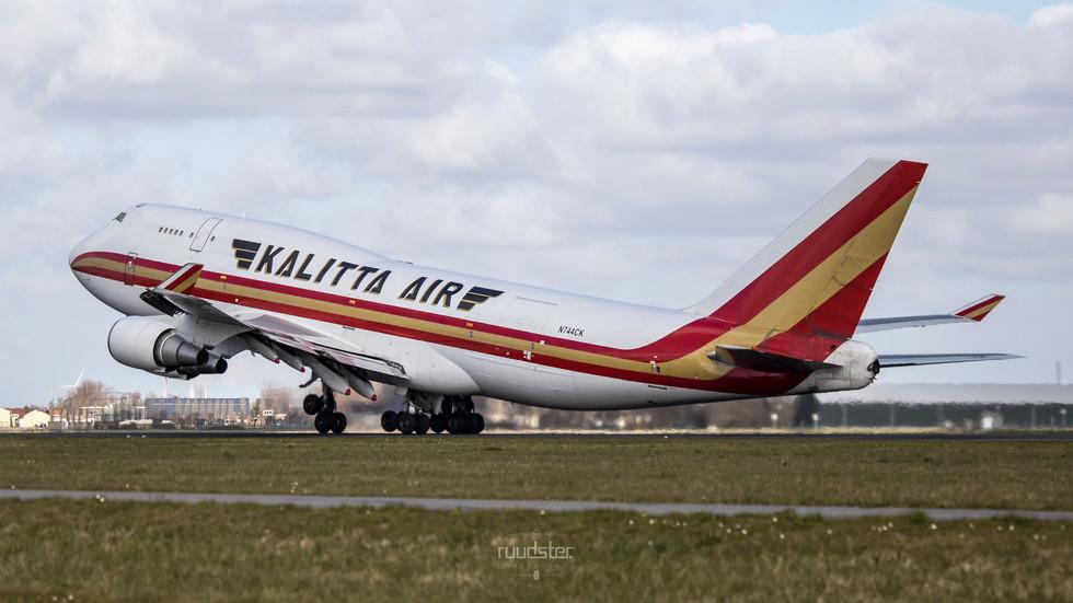 N744CK | Build: 2007 - Boeing 747-200