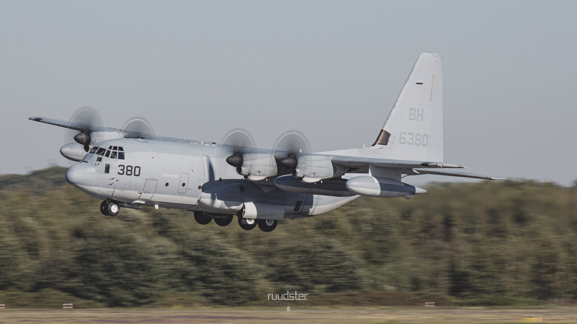 166380   Build: 2016 - Lockheed Martin KC-130J Hercules
