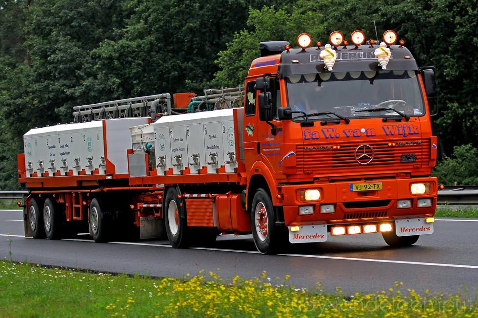 VJ-92-TX | Buid: 1990 - Mercedes-benz 1935 L-II