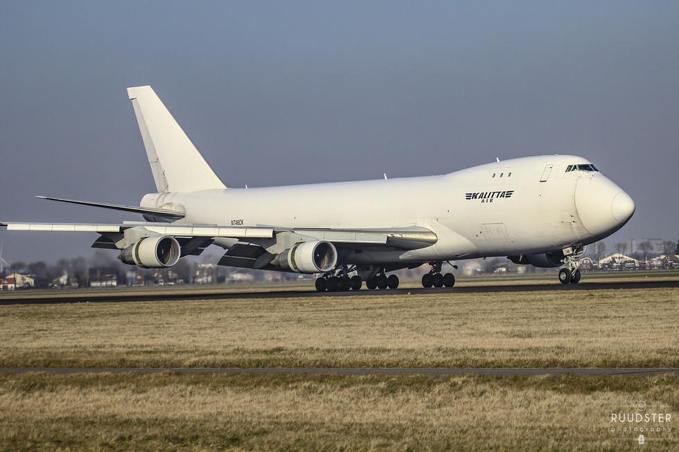 N746CK | Build: 2015 - Boeing 747-246F