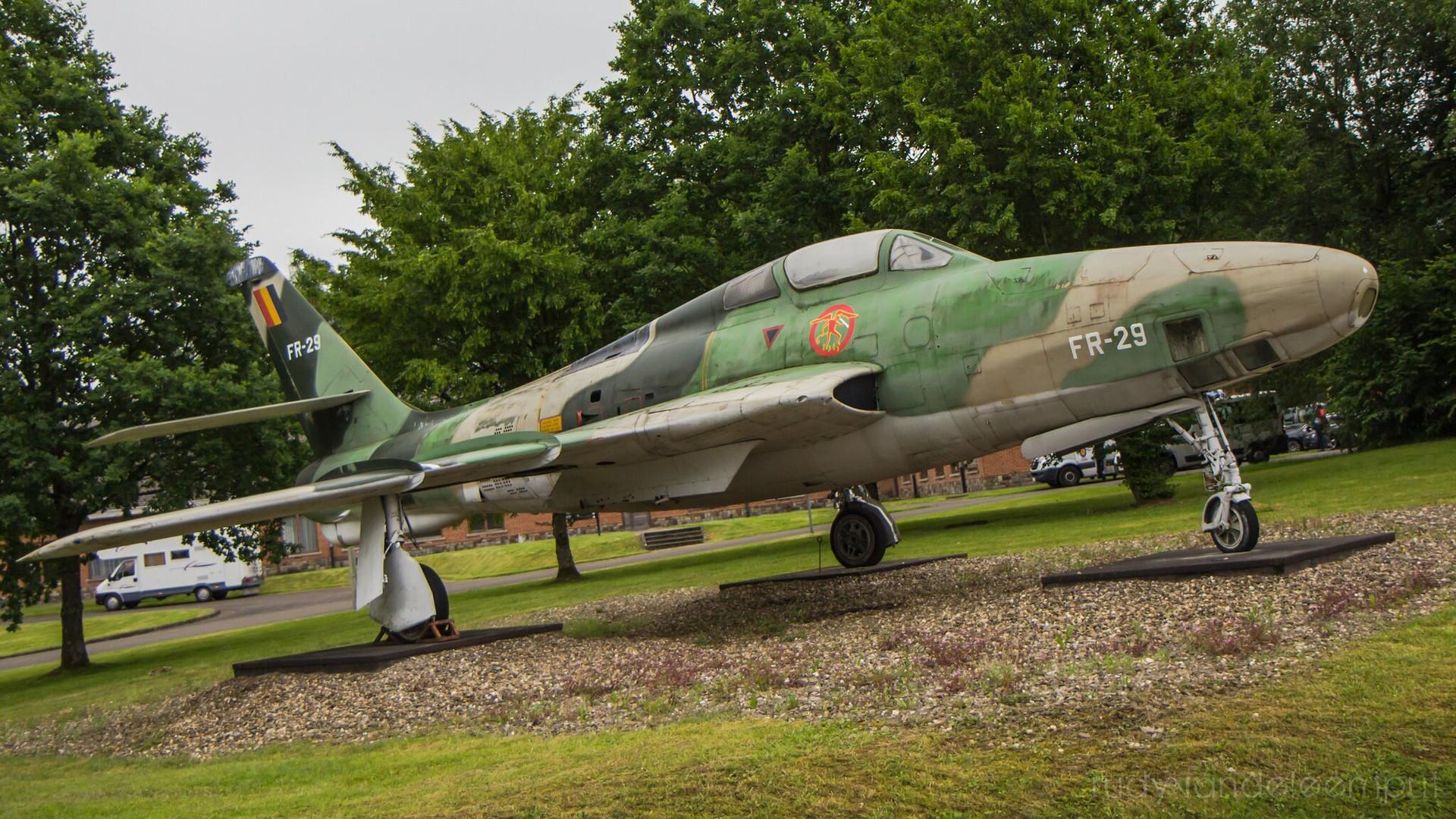 FR-29 | Build: .... - Republic RF-84F Thunderflash