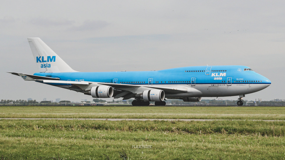 PH-BFD   Build: 1989 - Boeing 747-400M
