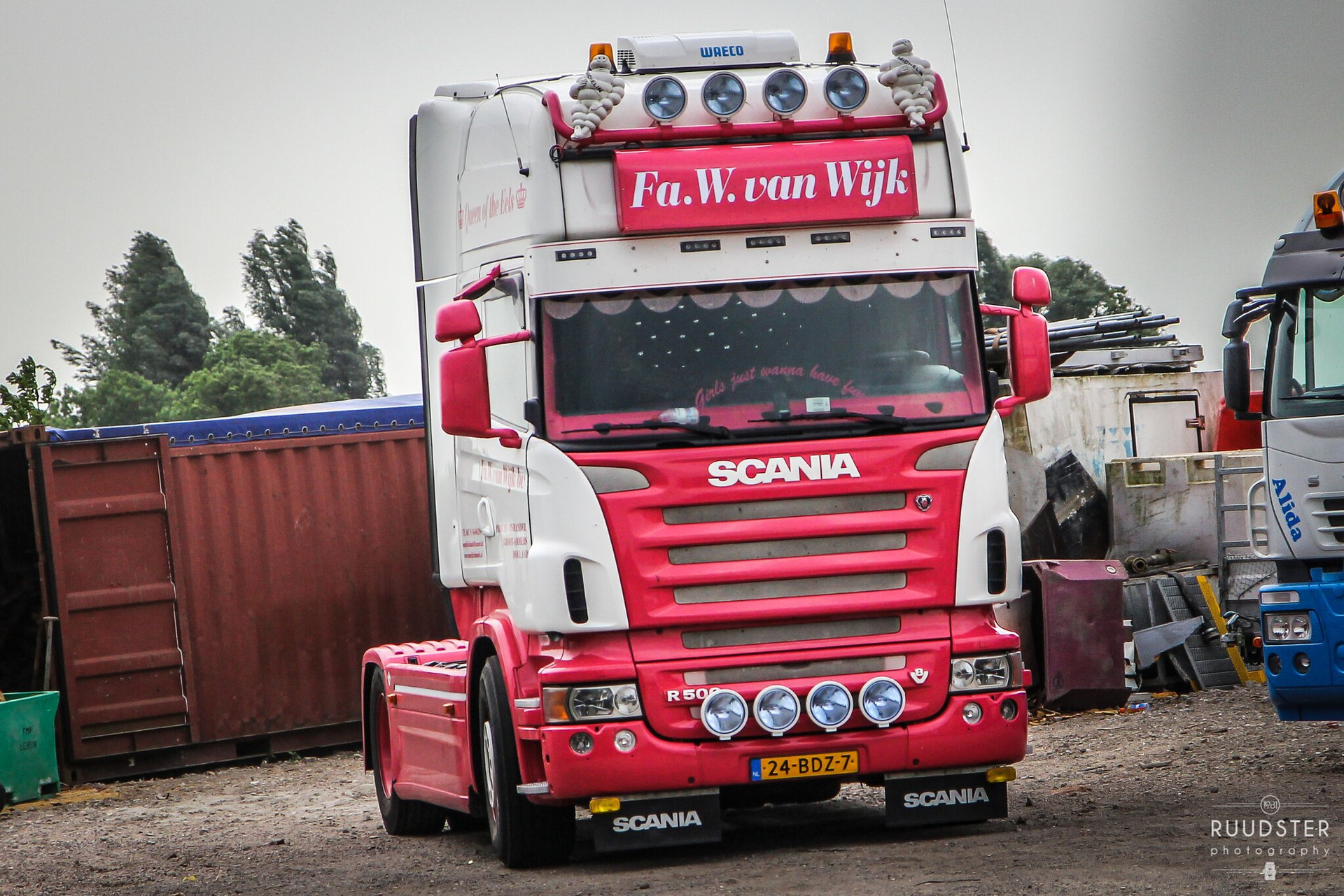 29-BDZ-7 | Build: 2009 - SCANIA R.500