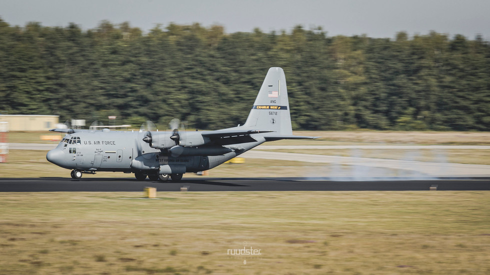 95-6712   Build: 1995 - Lockheed C-130H Hercules
