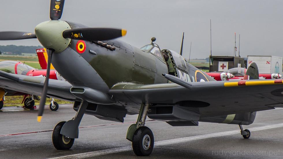 Open Dagen Luchtmacht  Foto:  25 & 26 Juni 2016 EBFS   Florennes AB