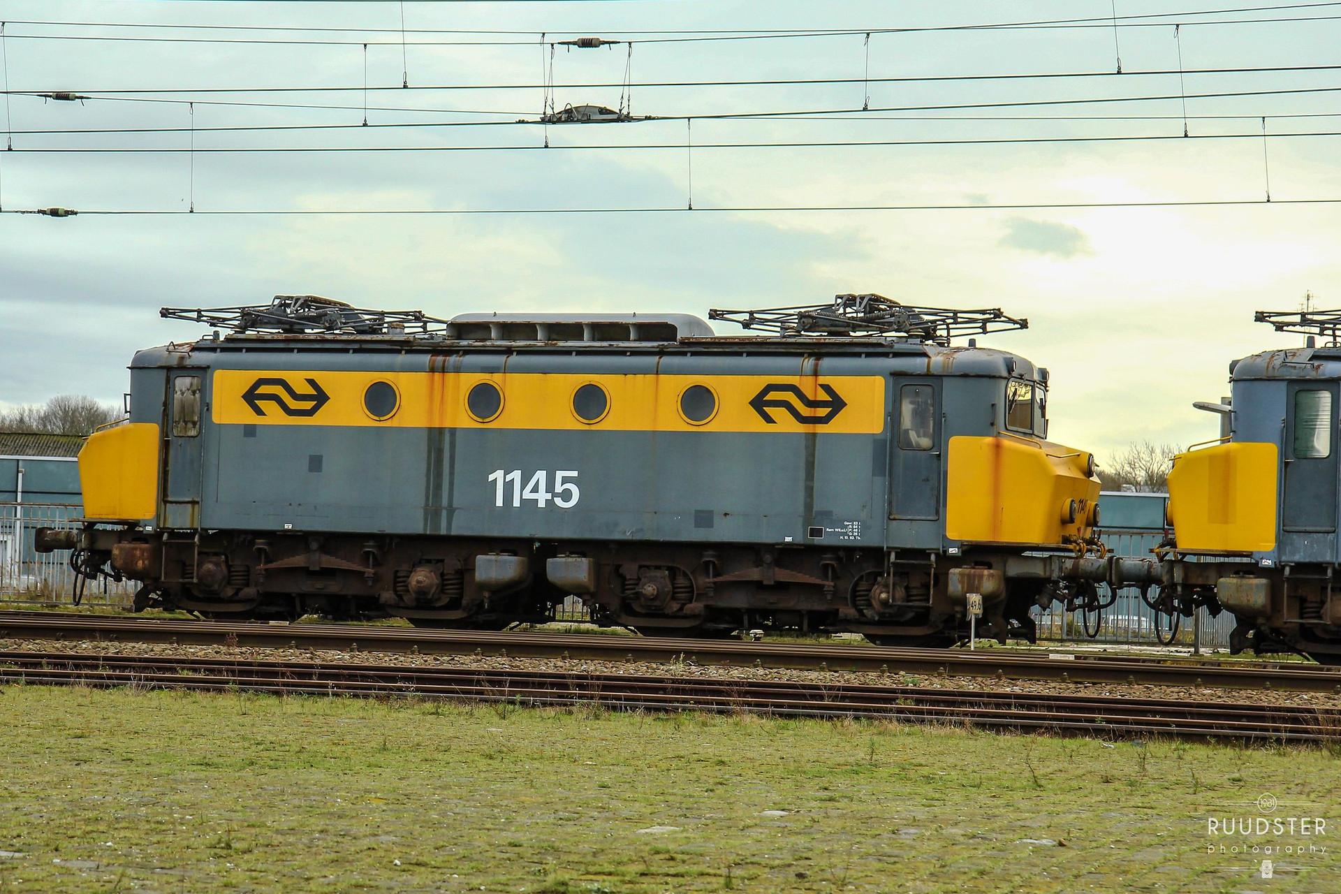 1145 | Build: 1952 - GEC Alsthom, Belfort (FR)