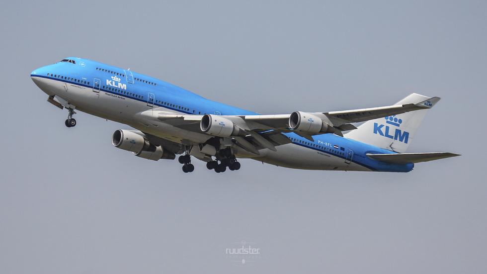 PH-BFL   Build: 1991 - Boeing 747-400