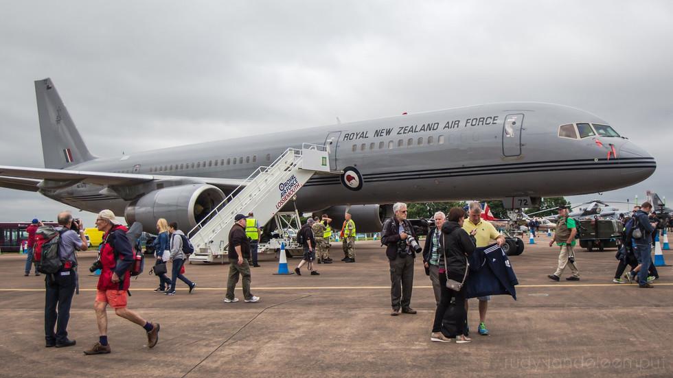 NZ7572 | Boeing 757