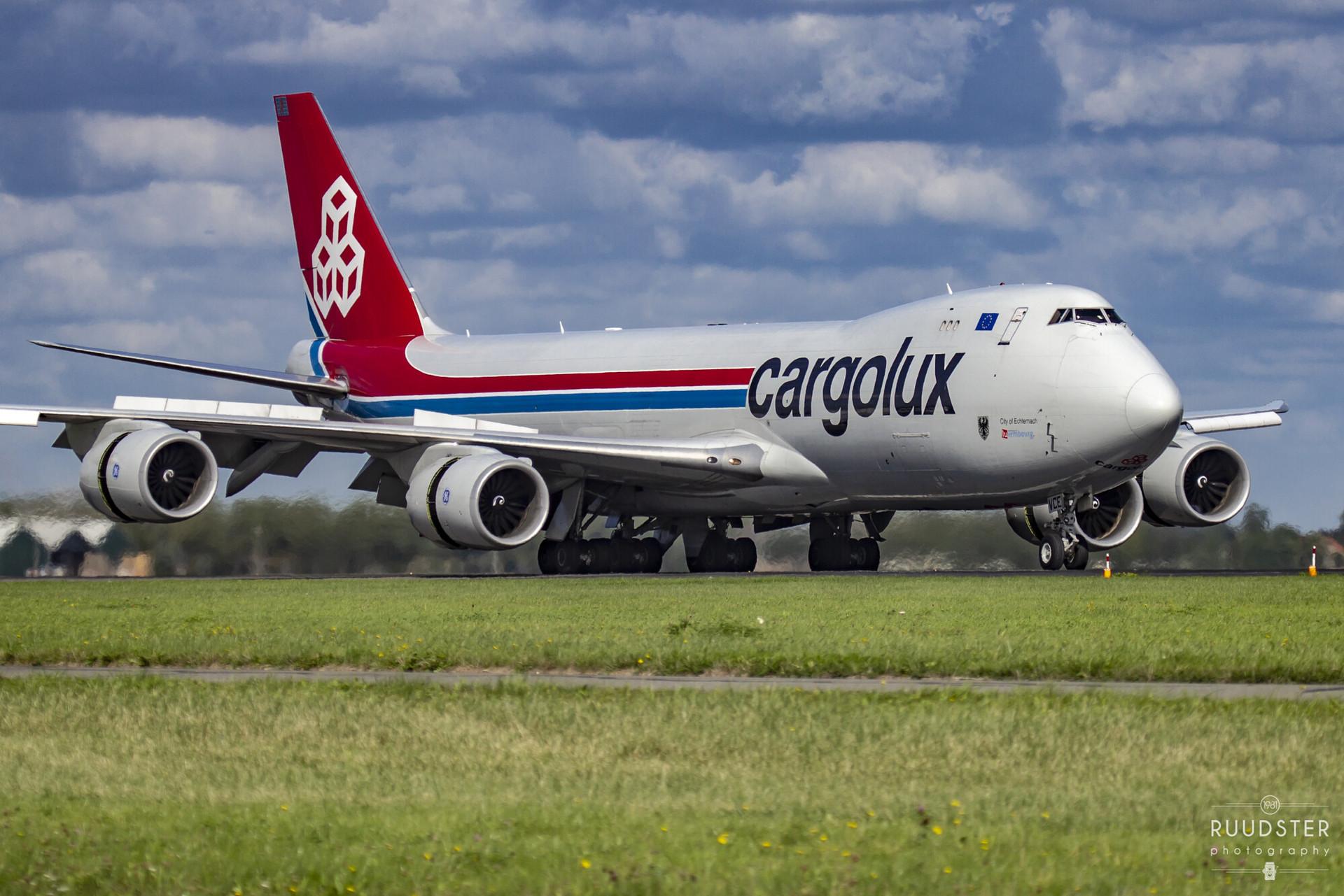LX-VCE | 2012 | Boeing 747-8R7F