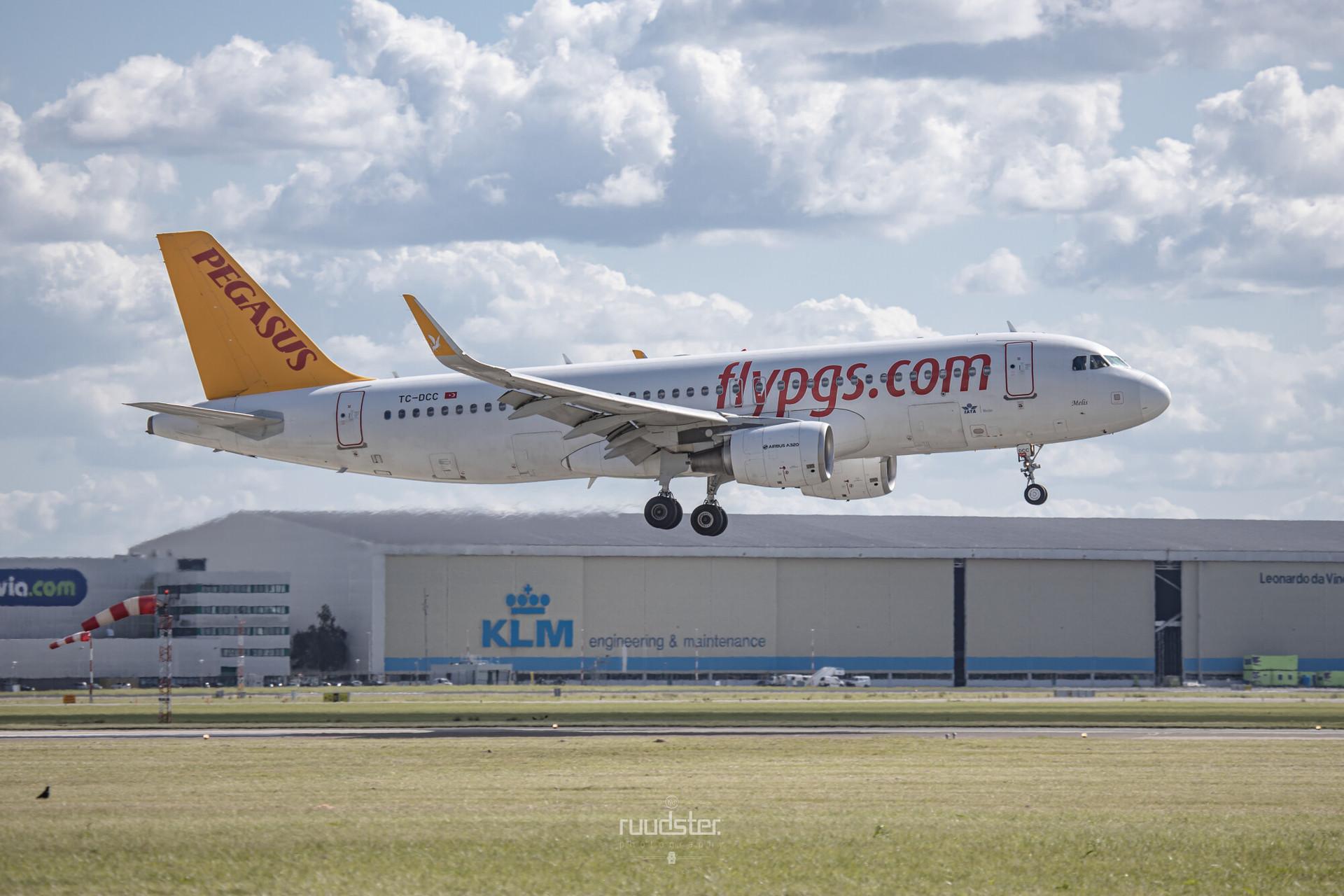 TC-DCC   Build: 2014 - Airbus A320-214