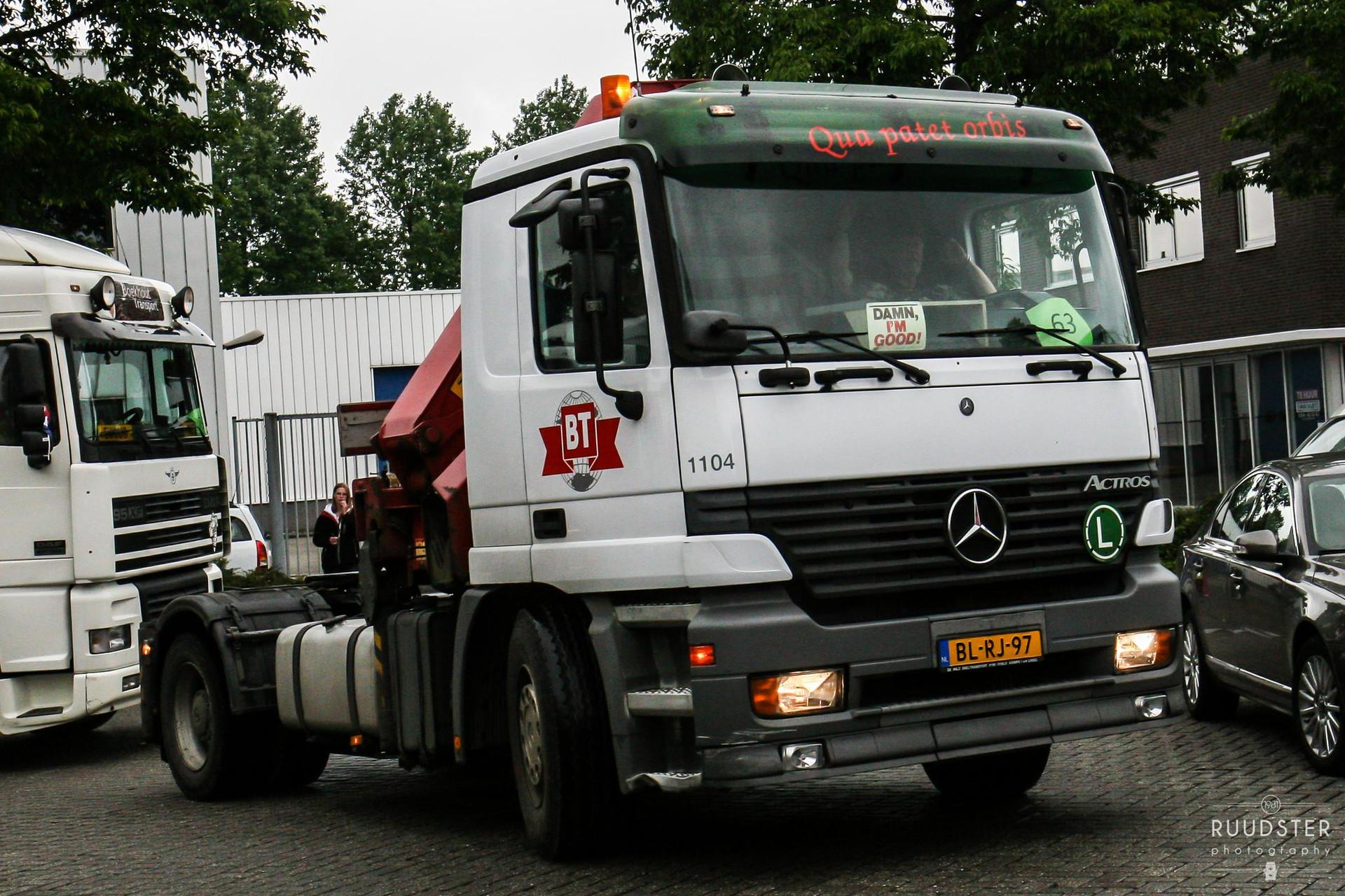 2002 | BL-RJ-97 | Mercedes-Benz Actros