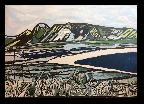 To a Place Removed,Lake Pedder 1