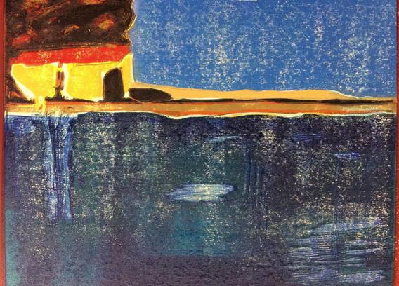 Yellow Boathouse