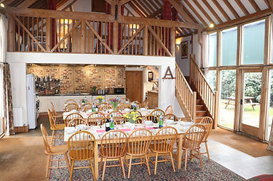 Granary Dining area