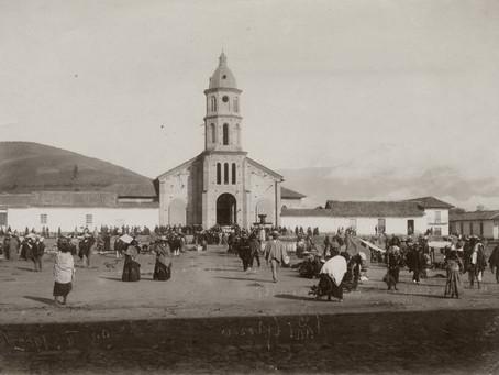 SAN LUIS CHURCH IN OTAVALO