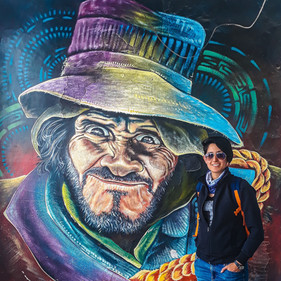 A wonderful mural
