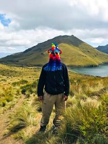 Hike along with the Aya Huma