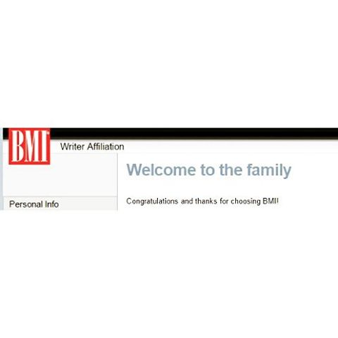 Excited to be apart of _bmi!!! #BMI #Nashville #singersongwriter #Music___nashvilleartistmanagement