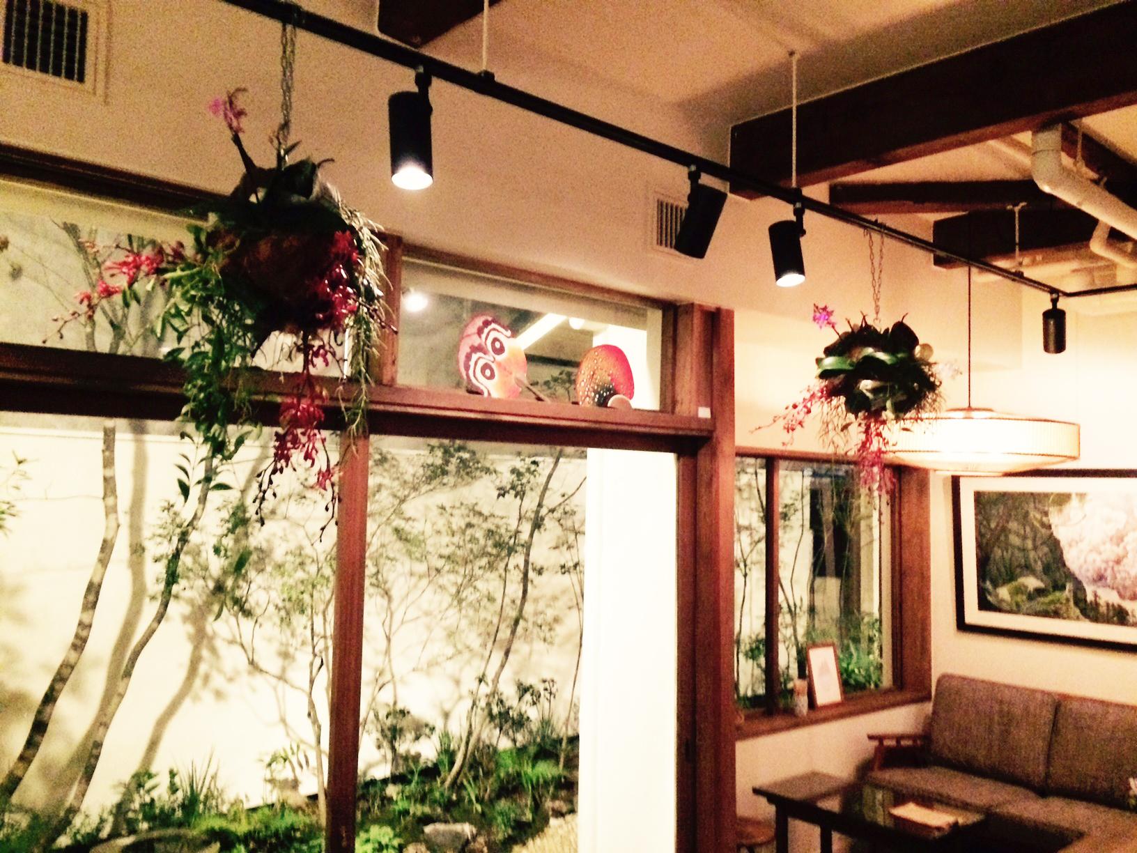 Exhibition at Kaisu, Tokyo