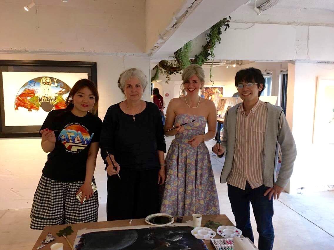 Anima Mundi Dean Family Exhibition