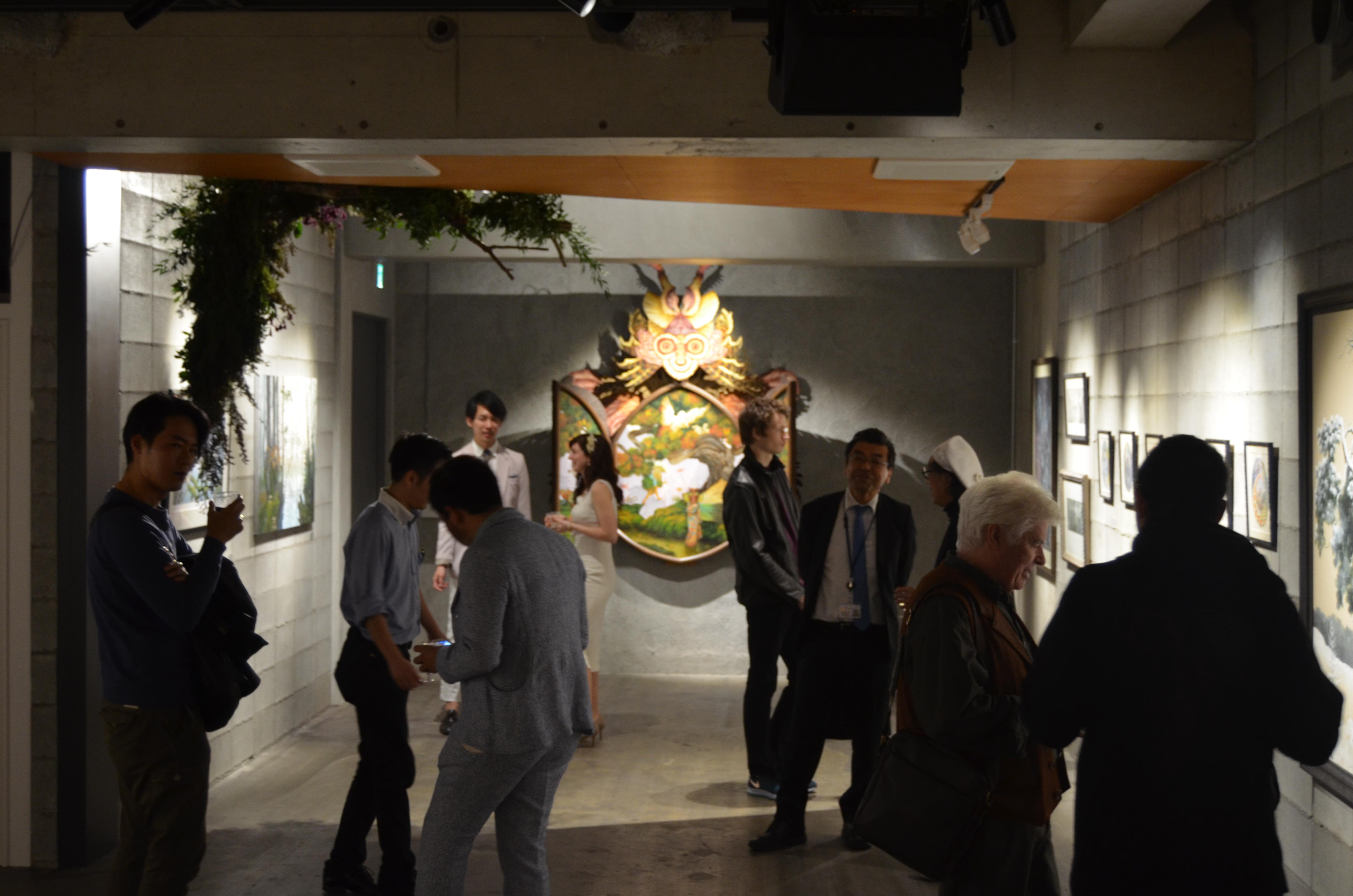 Eudaimonium, Solo Exhibition