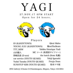 Yagi Group Show