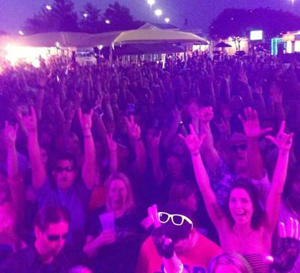 Dallas rocked!