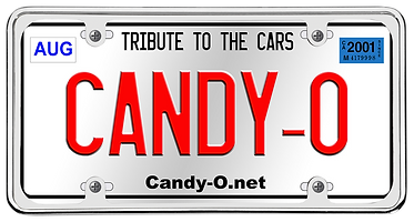 Candy-O Cars tribute