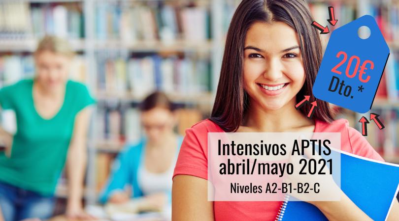 TOP English-Spanish Aptis abril mayo 202