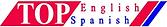 Logotipo TOP English-Spanish