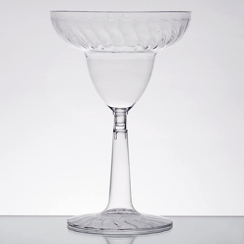 Disposable Margarita Glass