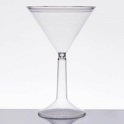 Disposable Martini Glass