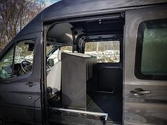 Raid and Deployment Van / 10-75 Emergency Vehicles