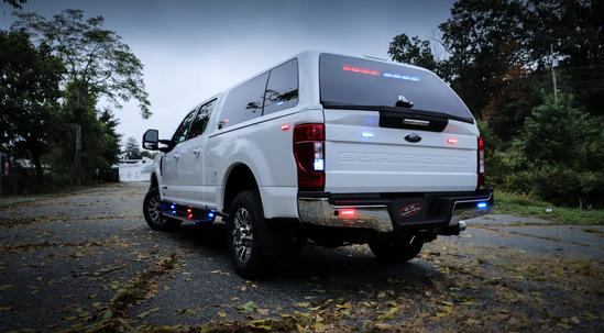 EMS Command Vehicle