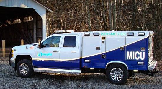 St. Joseph's Paramedic Unit