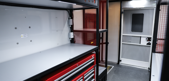 Mobile Makerspace Van