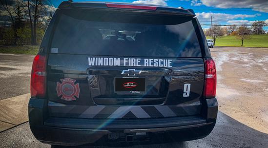 Windom Fire 9