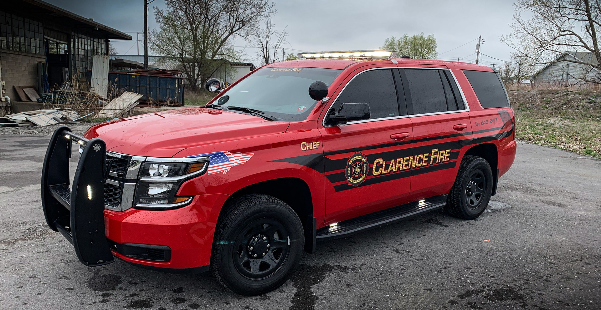 Clarence FD