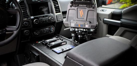 Incident Command Vehicle