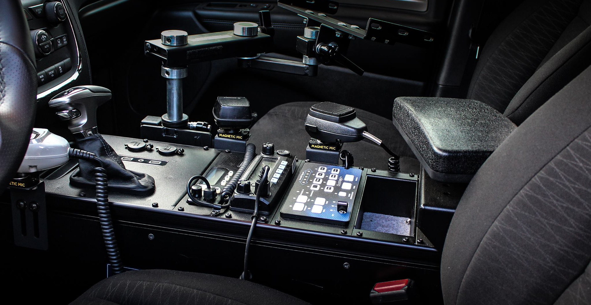 Detective Car