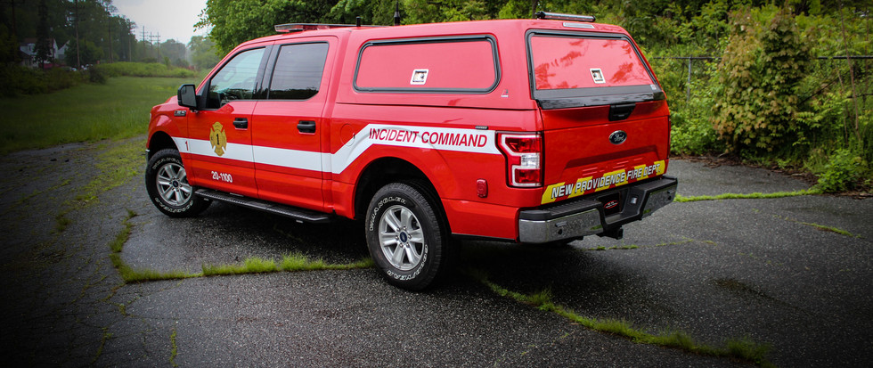 Incident Command Vehicle