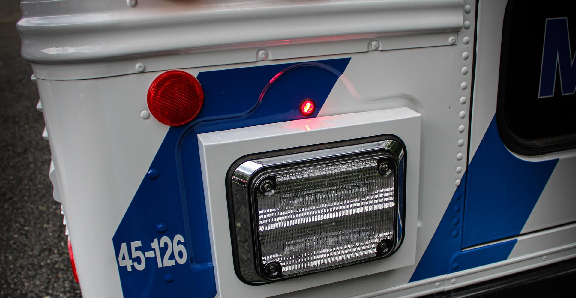 Medical Ambulance Bus - MAB - MCI