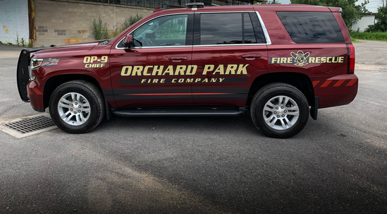 Orchard Park Fire 9