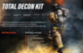 Total Decon Kit