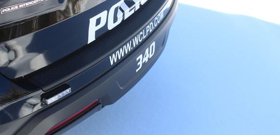 Patrol Vehicle