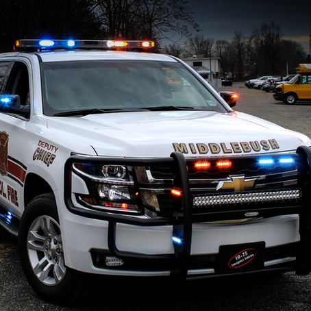 "10-75 EMERGENCY VEHICLES SELECTED AS ""WORLD'S GREATEST!…"" EMERGENCY VEHICLE MANUFACTURER"